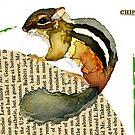 One Chipmunk by Carol Kroll