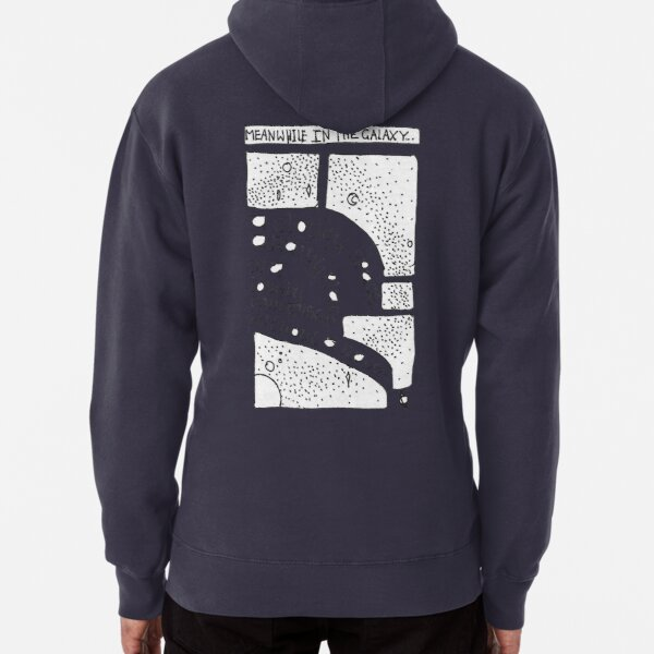 EMPTY SPACE Pullover Hoodie