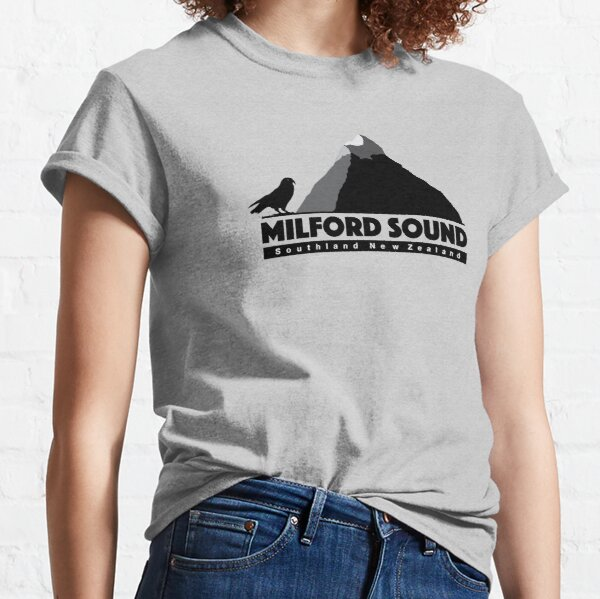 MILFORD SOUND, Southland, New Zealand Classic T-Shirt