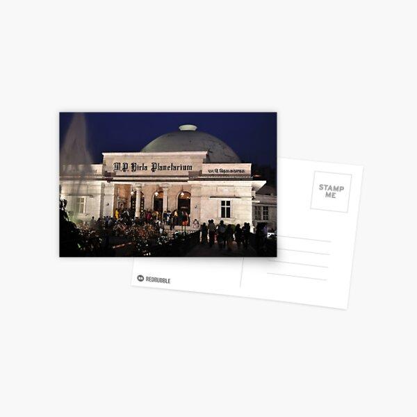 Planetarium Postcard