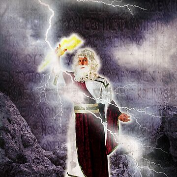 Zeus by nekokun