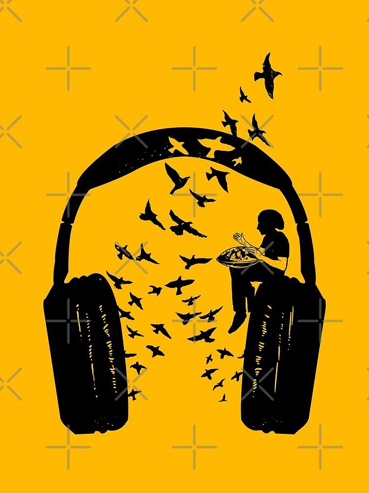 Headphone - Hang Drum by barmalisiRTB