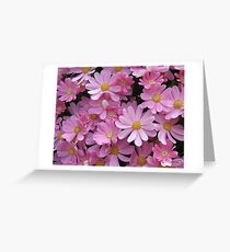 Flowers...Flowers...Flowers Greeting Card
