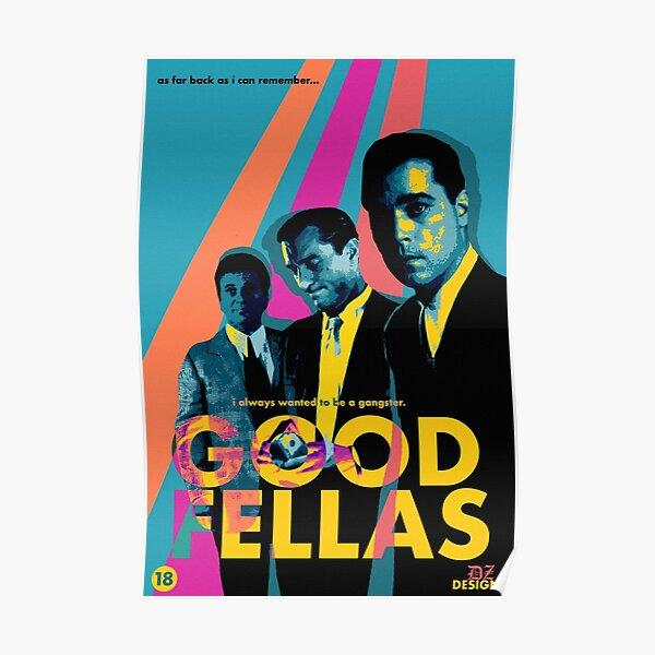 GOODFELLAS - Poster Poster
