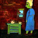 the little old woman by agnès trachet