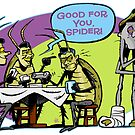 Good For You, Spider! by OscarEA