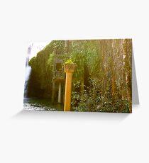 Paronella Park Greeting Card