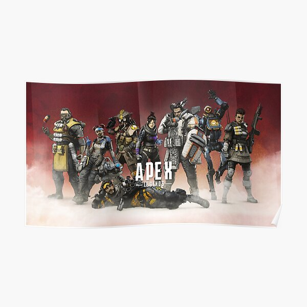Apex Legends The Game Poster Poster
