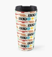 Groundhog Day Travel Mug