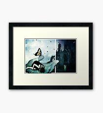 The Dream Lord's Gift - Illustration Framed Print