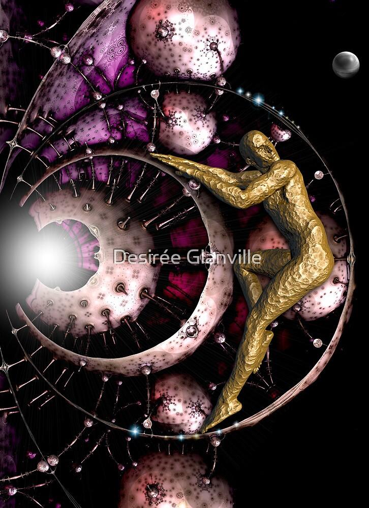TIME by Desirée Glanville