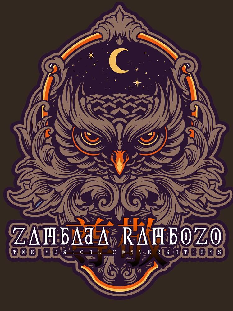 Zambada Rambozo - Musical Conversations Ep. 03 Cover Artwork light von zambadarambozo