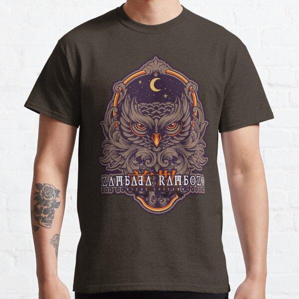 Zambada Rambozo - Musical Conversations Ep. 03 Cover Artwork light Classic T-Shirt
