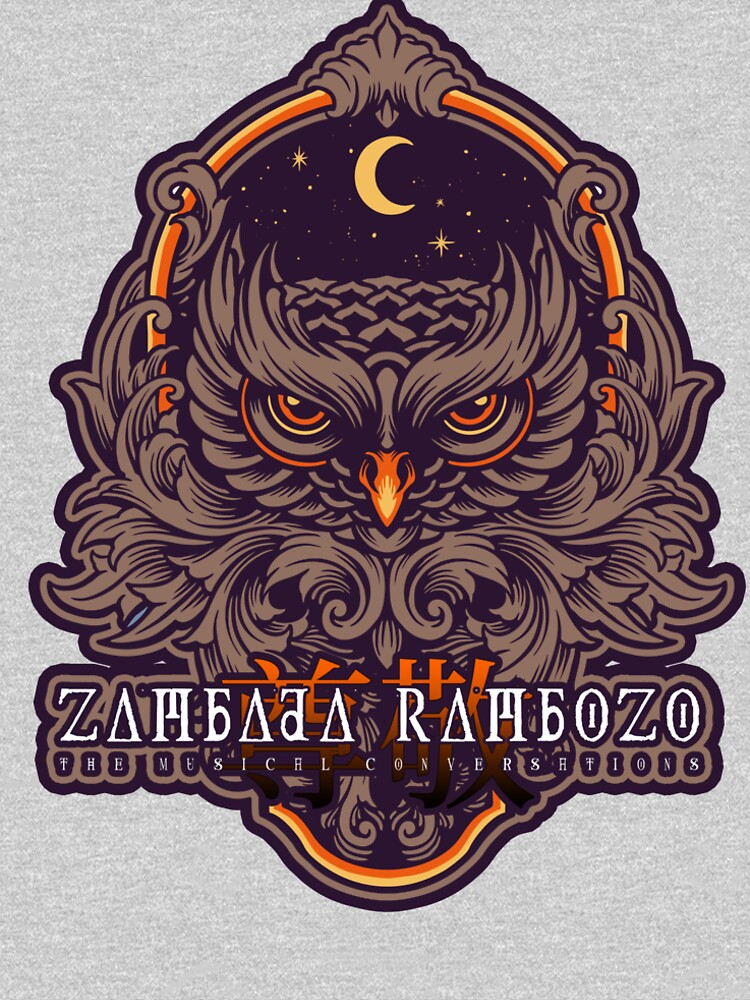 Zambada Rambozo - Musical Conversations Ep. 03 Cover Artwork light von zambadarambozo
