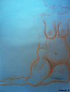 Voluptious Nude by C. Rodriguez