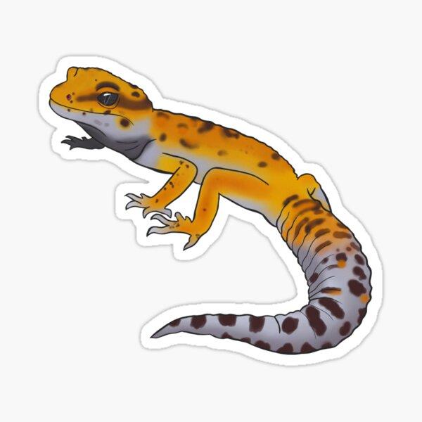 Leopard Gecko Sticker