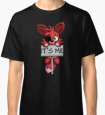 FNAF Plush Foxy Classic T-Shirt