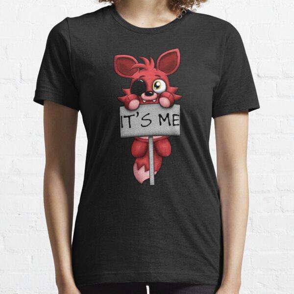 FNAF Plush Foxy Camiseta esencial