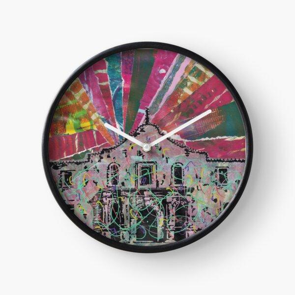 Mission Fiesta Clock
