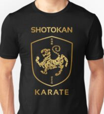 Shotokan Gold T-Shirt