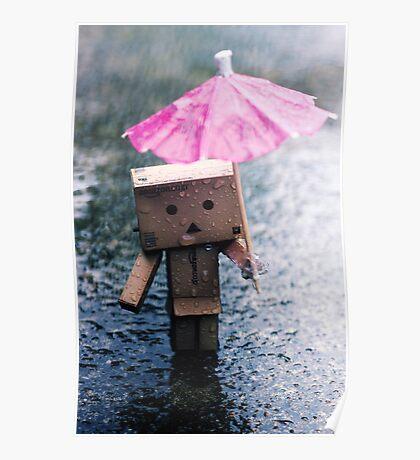 A Rainy Danbo Poster