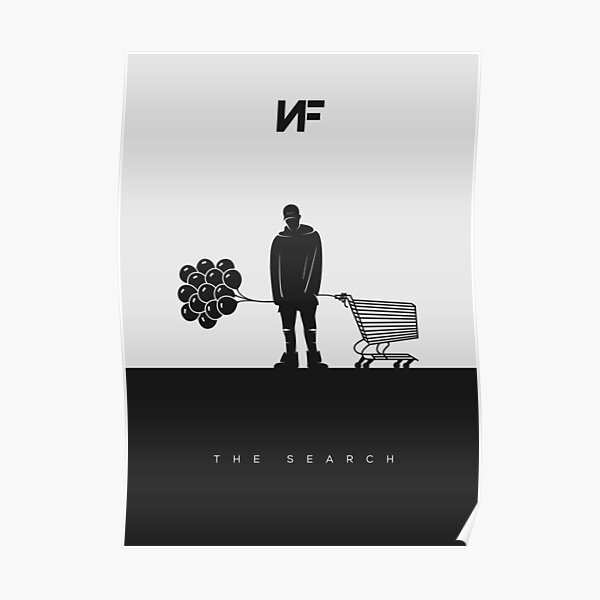NF - The Search Poster
