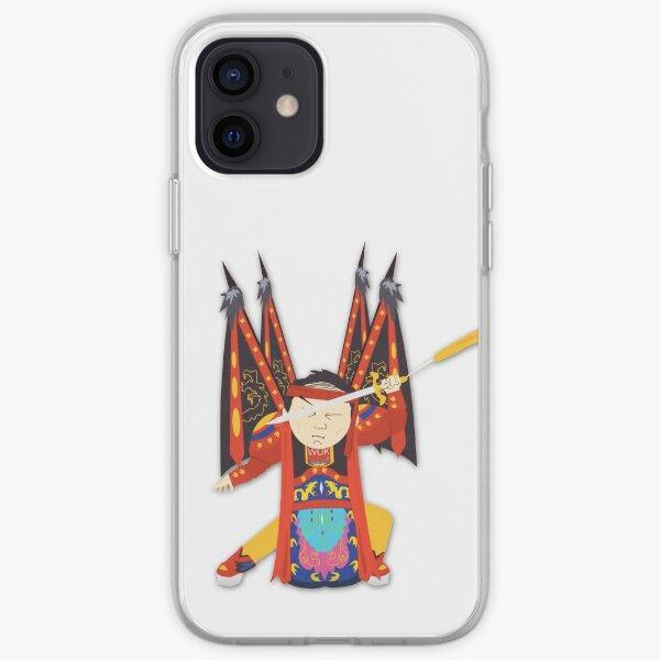 City Wok - Tuong Lu Kim iPhone Soft Case