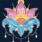 Water Lily, Seerose von SaNe-Stuecke