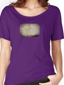 Lace - Embroidery - JUSTART © Women's Relaxed Fit T-Shirt