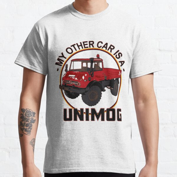 My other car is a Unimog - Red Classic T-Shirt