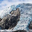 Buarbreen Gletscher Norwegen von SaNe-Stuecke