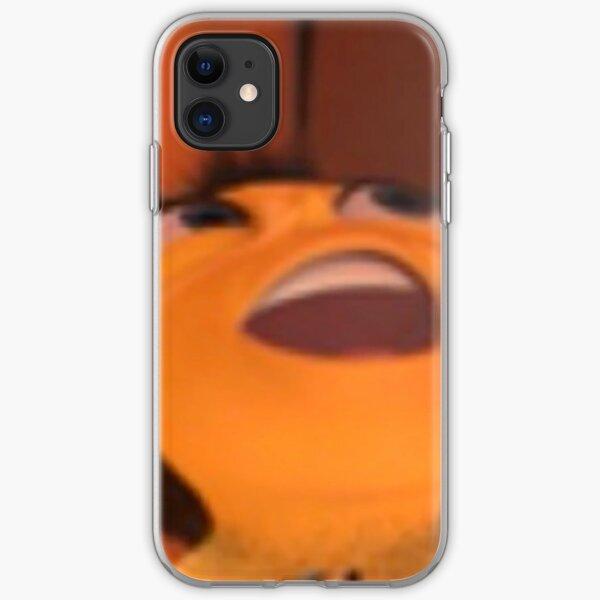 Barry Benson Bee Movie Meme iPhone Soft Case
