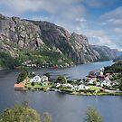 Roligheten in Norwegen von SaNe-Stuecke