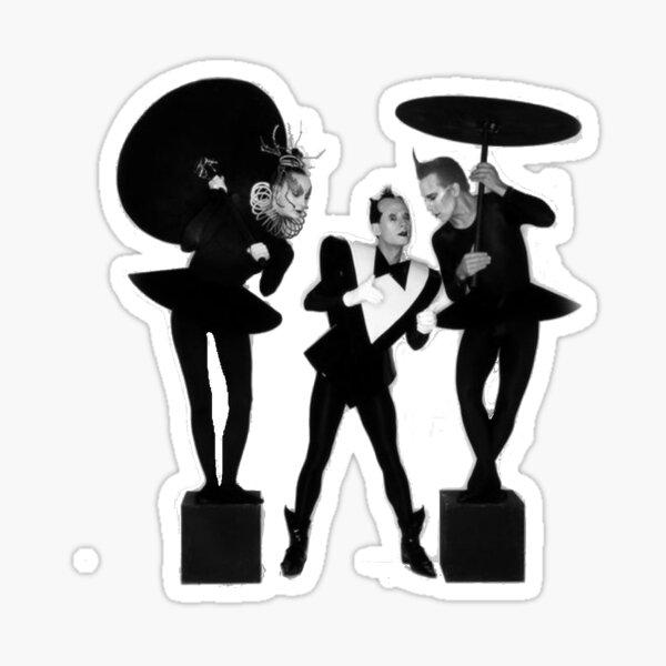Klaus, Janus & Joey Sticker