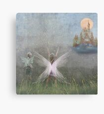 There's Magic in the Air Canvas Print