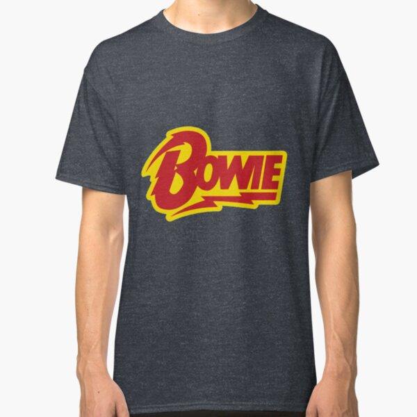 David Bowie logo Classic T-Shirt