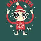 Hail Santa by DinoMike