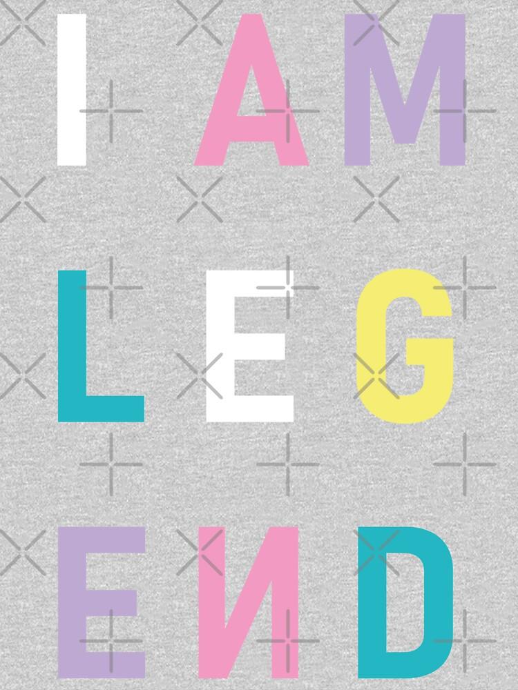 I am a legend by MarcoPolok