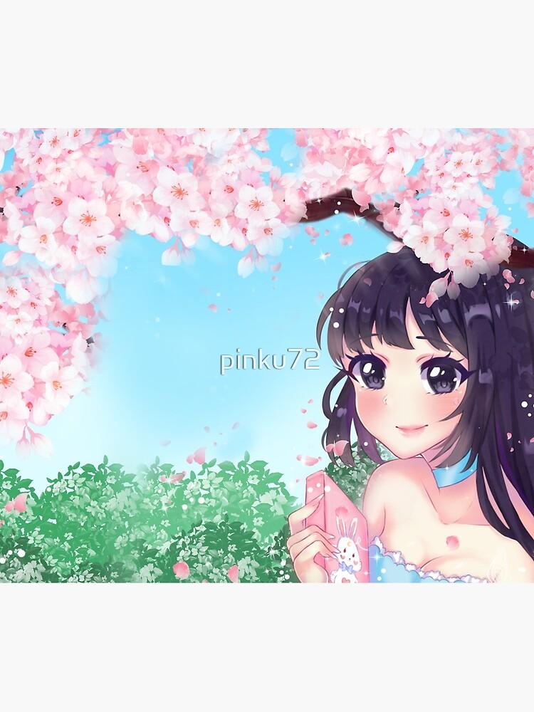 Sakura Yuri  by pinku72
