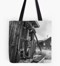 """""""Nowhere to Go"""" Bodie, fully filled of tools for life Tote Bag"""
