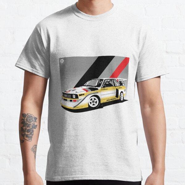 Audi Quattro Classic T-Shirt
