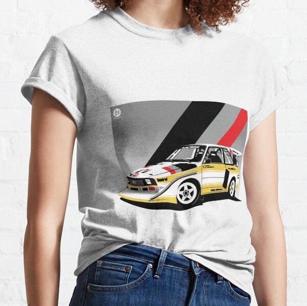 Audi Quattro T-shirt classique