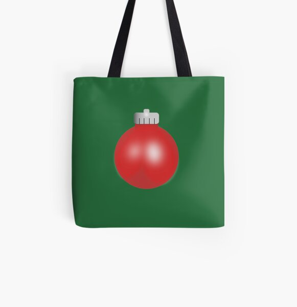 Christmas bauble All Over Print Tote Bag