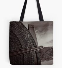 """""""Nowhere to Go"""" Bodie CA, Lonely, and waiting Tote Bag"""