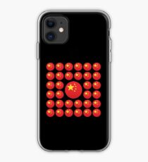 China Emoji JoyPixels Love Chinese iPhone Case