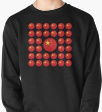 China Emoji JoyPixels Love Chinese Pullover Sweatshirt