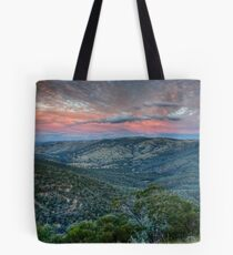 Sunset Blessed (Hill End) Tote Bag