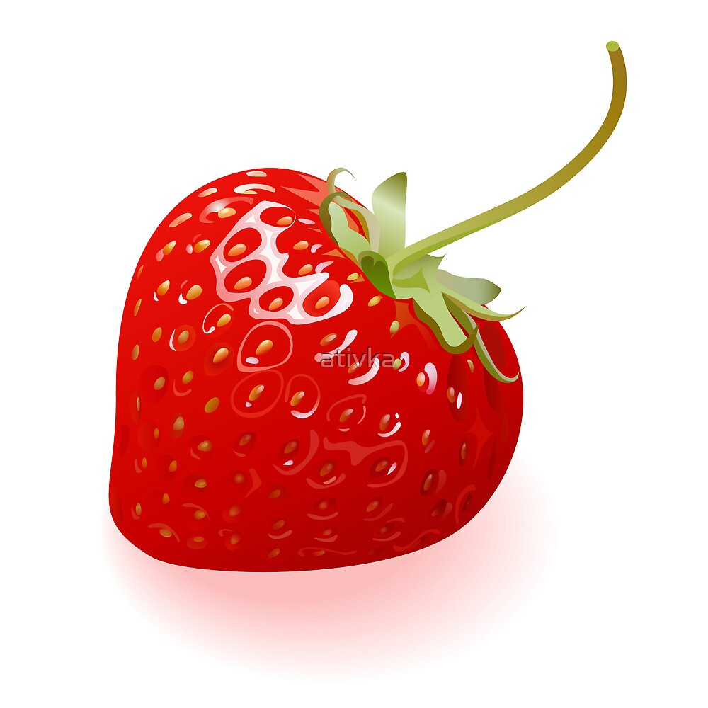 Delicious Strawberry  by ativka