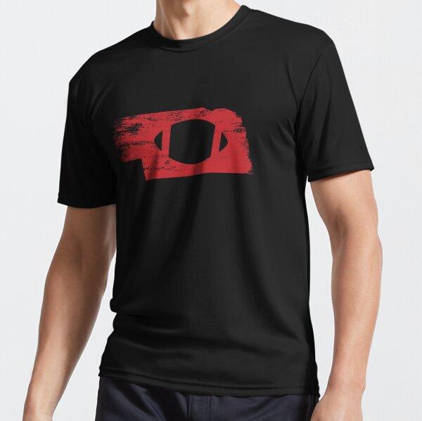 Football In Nebraska Active T-Shirt