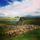 Hadrian's wall by Koekelijn